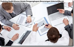 training audit kecurangan murah