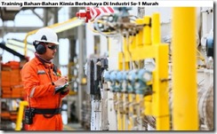 training the nature of hazardous chemicals in industries murah