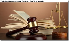 training business legal contract murah