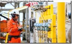 training crude oil transportation dan penanganan penyimpanan murah