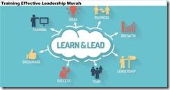 training kepemimpinan yang efektif murah