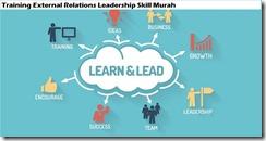 training hubungan ekstenal kepemimpinan murah