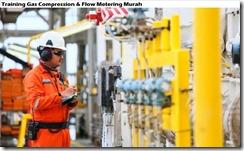 training kompresi gas & pengukur aliran murah