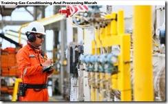 training kondisi gas dan pengolahan murah
