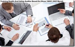 training auditor kesehatan dan keselamatan berdasarkan ohsas 18001 2007 murah