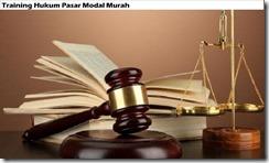 training regulasi hukum pasar modal murah
