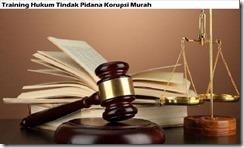 training legal korupsi murah