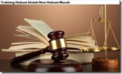 training law for non-law murah