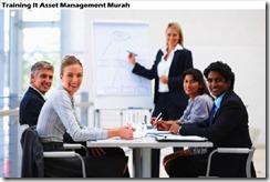 training information technologgy aset management murah