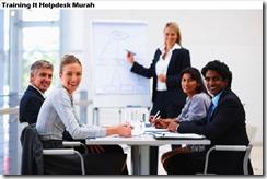 training prosedur peningkatan ketrampilan it helpdesk murah