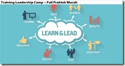 training kamp kepemimpinan - praktek penuh murah