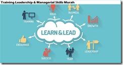 training kepemimpinan & keterampilan manajerial murah