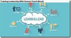training kepemimpinan dengan sentuhan manusia murah