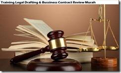 training konsep dasar kontrak murah