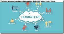 training manajemen skills murah