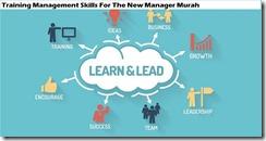 training keterampilan manajemen untuk manajer baru murah