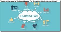 training konsep management dalam bisnis murah