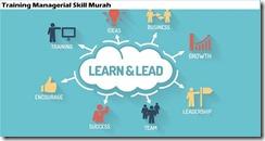training pengenalan managerial skill murah