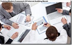 training kerangka kerja audit internal modern murah