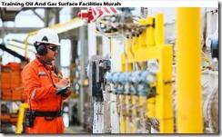 training fasilitas permukiman minyak dan gas murah