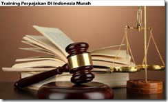training pengetahuan pajak di indonesia murah