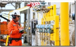 training petroleum dan operasi petroleum murah