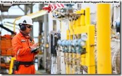 training petroleum engineering untuk non petroleum engineer dan dukungan pribadi murah