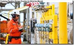 training praktek desain saluran pipa di oil & gas murah