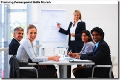 training keterampilan powerpoint murah