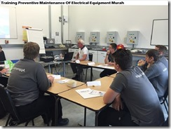 training transformer preventive maintenance murah