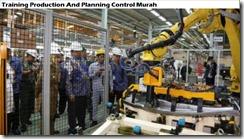 training kontrol produksi dan perencanaan murah