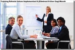 training mengoptimalkan pemanfaatan it di perusahaan murah