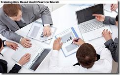 training praktek audit berbasis resiko murah