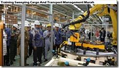training pengelolaan kargo dan pengelolaan transportasi murah