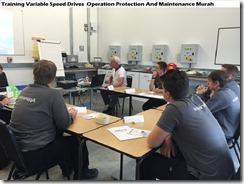 training karakteristik motor-motor listrik industri murah