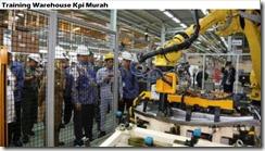 training warehouse murah